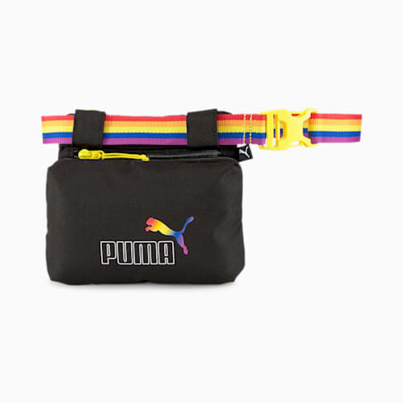 Pride Waist Bag, Puma Black, small-SEA
