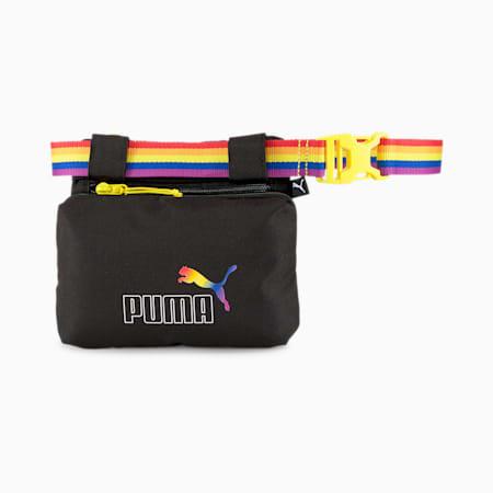 Pride Waist Bag, Puma Black, small-SEA