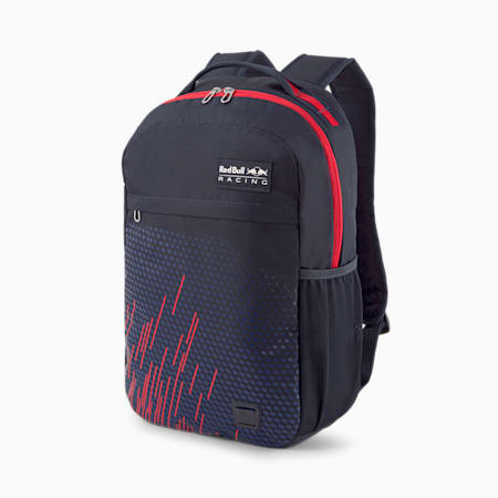 Red Bull Racing Replica Backpack, NIGHT SKY-Chinese Red, small-IND