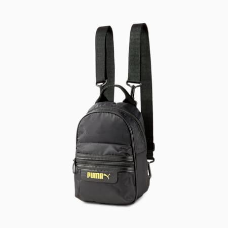 Classics Minime Women's Backpack, Puma Black, small-SEA