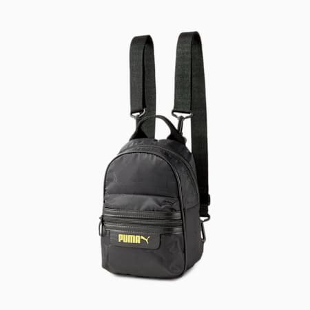 Classics Minime Women's Backpack, Puma Black, small-GBR