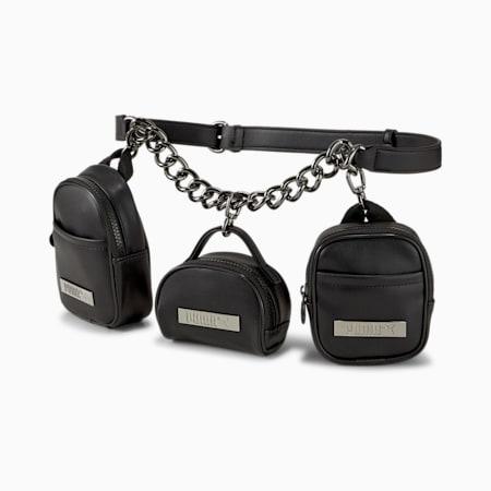 프라임 체인 백/Prime Chain Bag, Puma Black, small-KOR