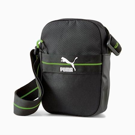 Mirage Compact Portable Bag, Puma Black, small-IND