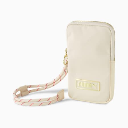 Premium Women's Sling Pouch, Shifting Sand, small-IND