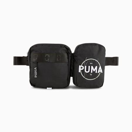 バスケットボール ウエスト バッグ 3.5L, Puma Black, small-JPN