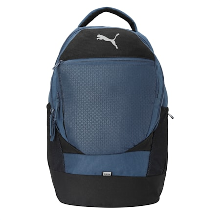 Vibe Backpack, Dark Denim, small-IND