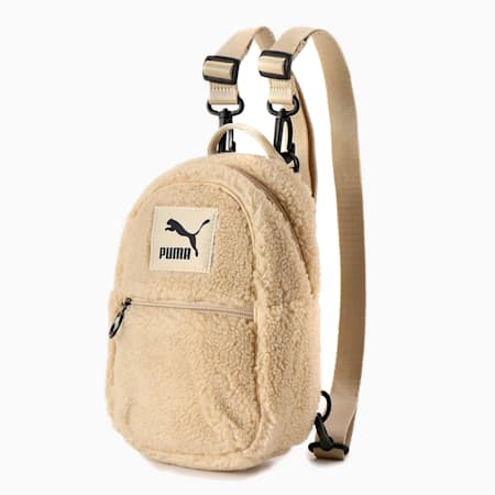 Prime Sherpa MiniMe Backpack, Pale Khaki, small