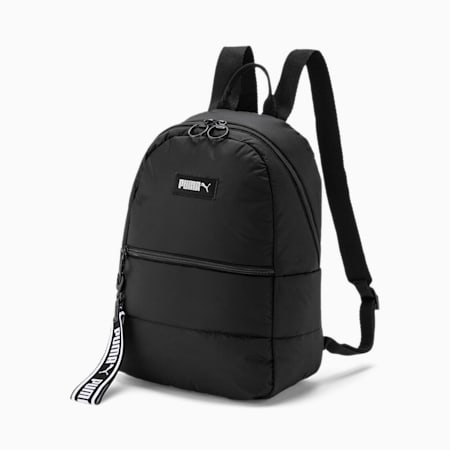 Prime Puffa Women's Backpack, Puma Black, small