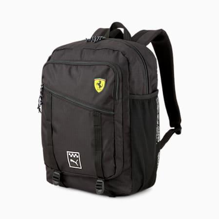 Scuderia Ferrari Sportswear Backpack, Puma Black, small-SEA