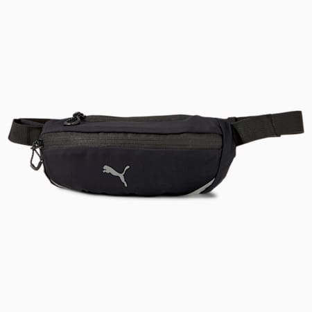 Classic 러닝 웨이스트 백/PR Classic Waist Bag, Puma Black, small-KOR