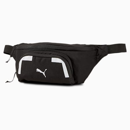 Training Waist Bag, Puma Black, small