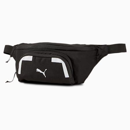 Training Waist Bag, Puma Black, small-GBR