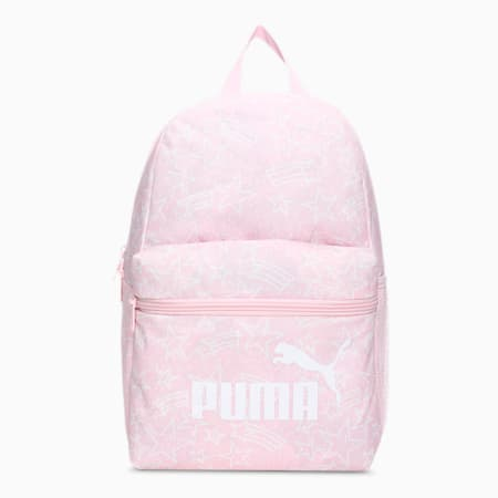 Phase Small Youth Backpack, Pink Lady-AOP, small-IND