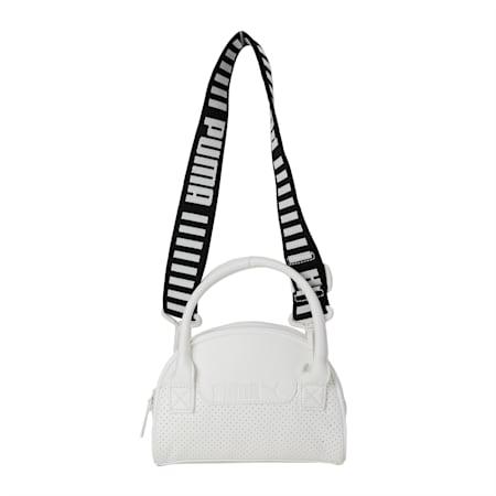 Cali Mini Women's Grip Bag, Puma White, small-IND