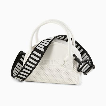 프라임 칼리 미니 그립 백/Prime Cali Mini Grip Bag, Puma White, small-KOR
