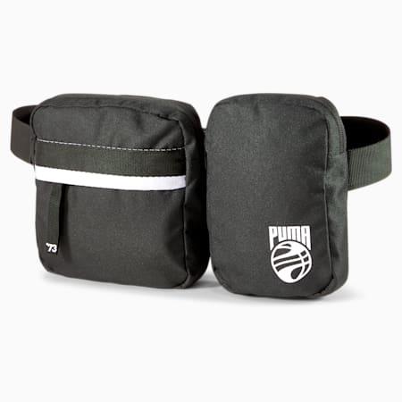Basketball Waist Bag, Puma Black, small