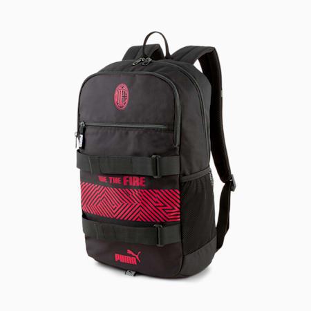 ACM Deck Backpack, Puma Black-Tango Red, small
