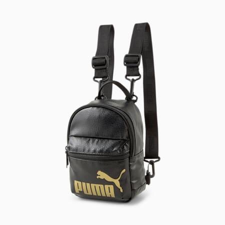 Up Minime Women's Backpack, Puma Black, small