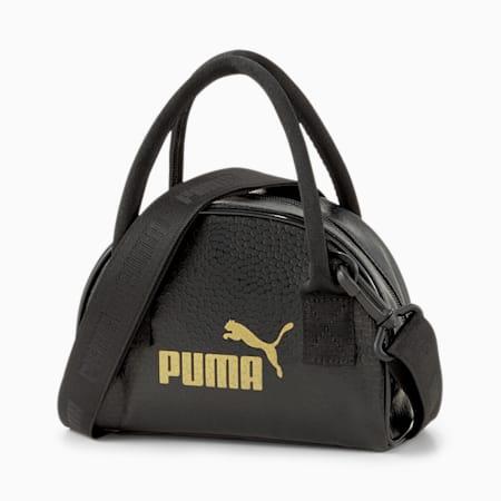 Up Mini Grip Women's Bag, Puma Black, small-GBR