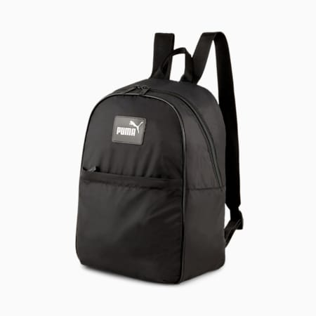Core Pop Women's Backpack, Puma Black, small-IND