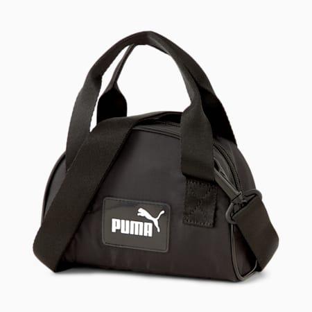 Core Pop Mini Women's Grip Bag, Puma Black, small-IND