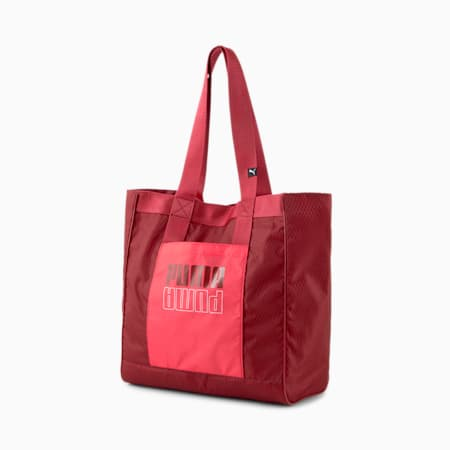Core Base Large Women's Shopper, Intense Red, small-IND