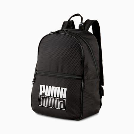 Core Base Women's Backpack, Puma Black, small-IND