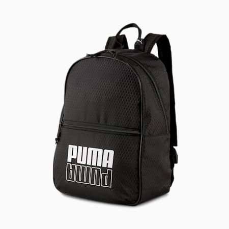 Base Women's Backpack, Puma Black, small-SEA