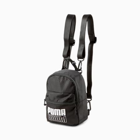 Core Base Minime Women's Backpack, Puma Black, small-IND