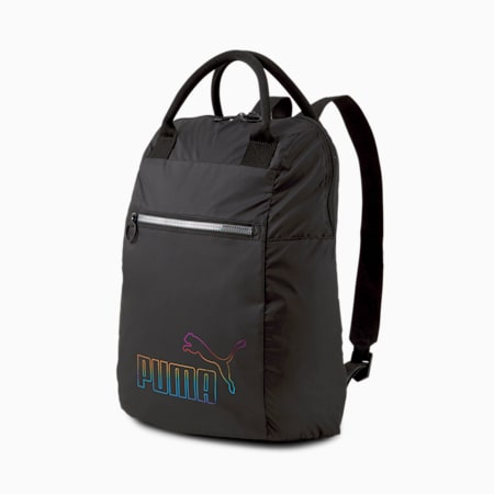 Core College Women's Backpack, Puma Black, small-IND