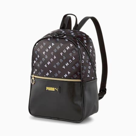 Classics Women's Backpack, Puma Black, small-SEA