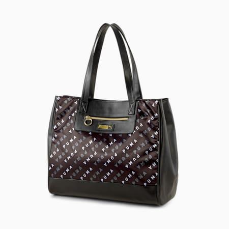 Prime Classics Women's Large Shopper, Puma Black, small-IND