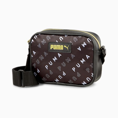 Classics Women's Cross Body Bag, Puma Black, small-SEA