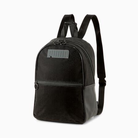 Time Women's Backpack, Puma Black, small-SEA
