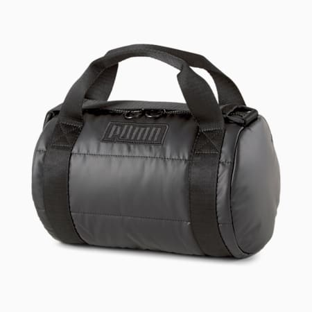Prime Time Women's Barrel Bag, Puma Black, small-SEA