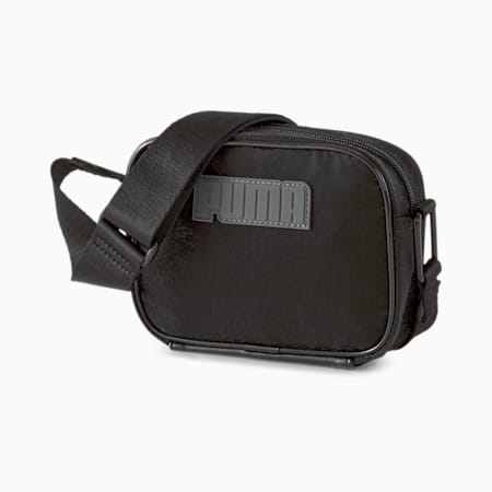 Time Women's Cross Body Bag, Puma Black, small-SEA