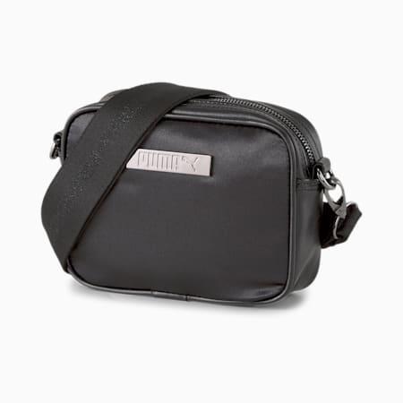 Premium Women's Cross Body Bag, Puma Black, small-GBR