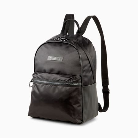Premium Women's Backpack, Puma Black, small