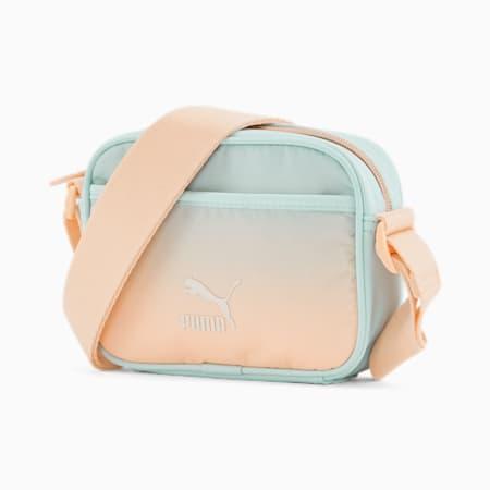 Gloaming Cross-Body Women's Shoulder Bag, Peach Parfait, small-SEA