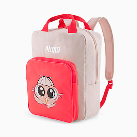 Animals Kid's Backpack, Lotus-OWL, small-IND