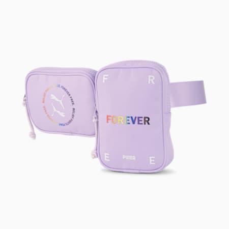 Pride Waist Bag, Light Lavender, small