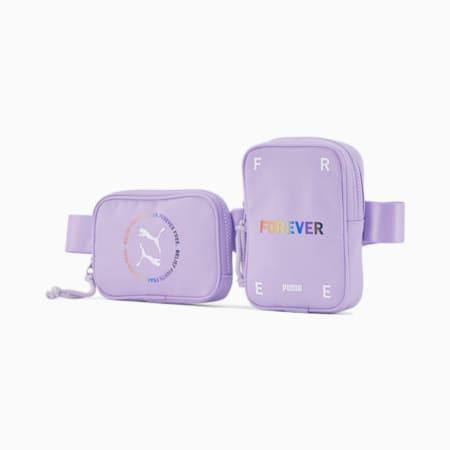 Bolso para cintura Pride, Light Lavender, pequeño