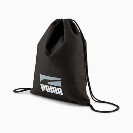 PUMA Plus II Unisex Gym Sack, Puma Black, small-IND