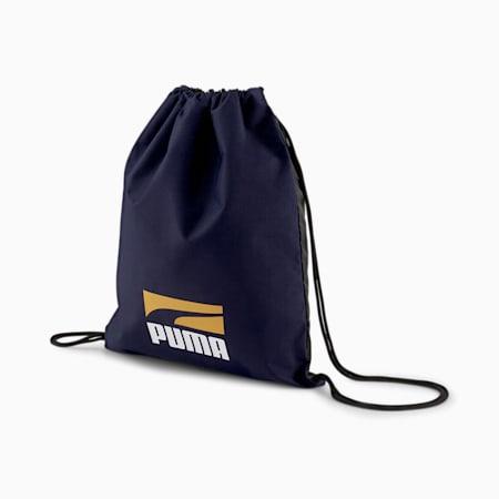 Plus II Gym Sack, Peacoat, small-SEA