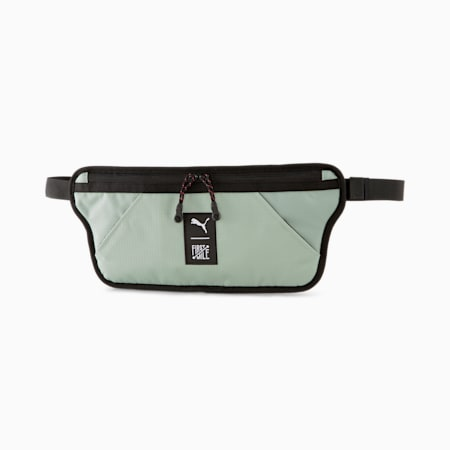 PUMA x FIRST MILE Training Cross Body Bag, Jadeite, small
