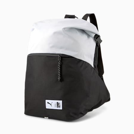 World Backpack, Puma Black-Glacial Blue, small-GBR