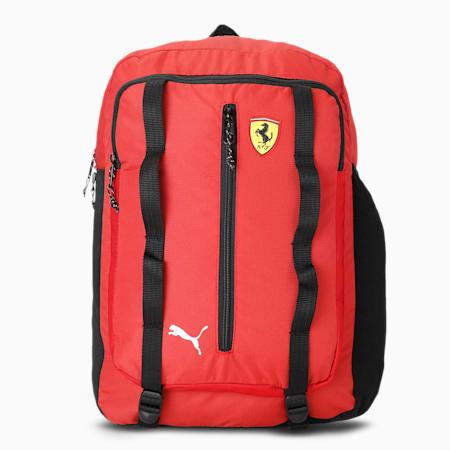 Ferrari SPTWR RaceUnisex Backpack, Rosso Corsa, small-IND