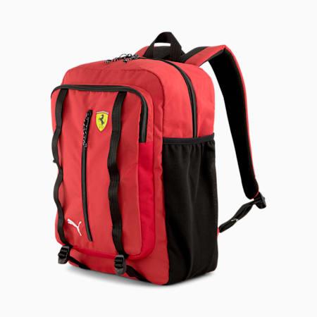 Scuderia Ferrari SPTWR Race Backpack, Rosso Corsa, small