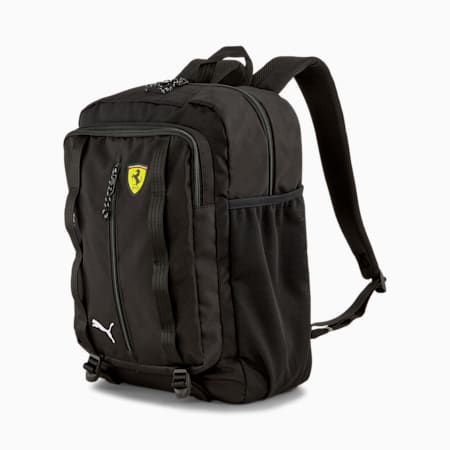 Scuderia Ferrari SPTWR Race Backpack, Puma Black, small-GBR