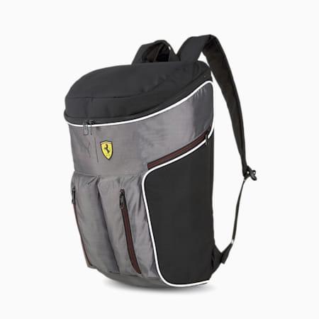 Ferrari SPTWR Racetrack Unisex Backpack, Puma Black, small-IND